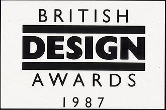 Design Council - British Design Awards logo