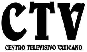 Vatican Television Center - Image: Logo CTV 1983 2011