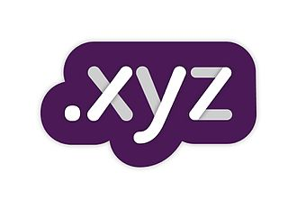 .xyz - Image: Logo for .XYZ TLD
