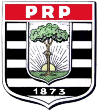 Republican Party of São Paulo - Image: Logotipo do Partido Republicano Paulista