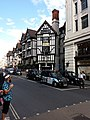London - Marlborough Street, Liberty store in Tudor style building.jpg