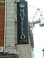 London Novello Theatre 2007 sign.jpg