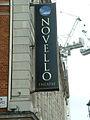 London Novello Theatre 2007 sign.jpg