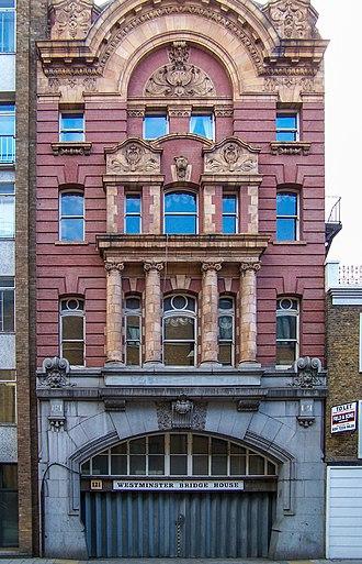 London Necropolis Company - Image: London necropolis terminus