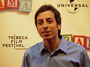Lonny Ross - Ross at the 2008 Tribeca Film Festival