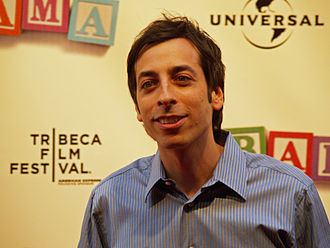 Lonny Ross - Ross at the 2008 Tribeca Film Festival