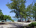 Looking south towards the beach, Truman Annex, Key West - panoramio.jpg