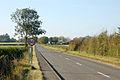Looking west along the B4452 towards Harbury - geograph.org.uk - 1547225.jpg