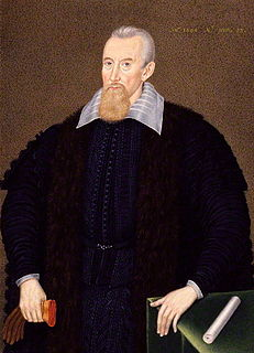 Edward Bruce, 1st Lord Kinloss British judge
