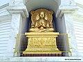 Lord Buddha, Vishwa Shanti Stupa, Wardha - panoramio - Kailash Mohankar.jpg