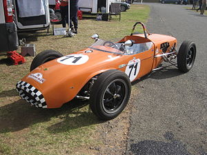 Lotus 18 - Lotus 18 Formula Junior