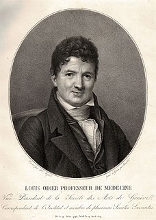 Louis Odier Swiss physician (1748-1817)