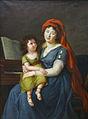 Louise Élisabeth Vigée Le Brun. The portrait of princess Ekaterina Nikolaevna Menshikova.jpg