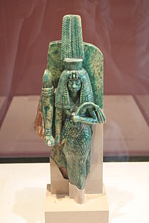 Tiy junto a Amenhotep III