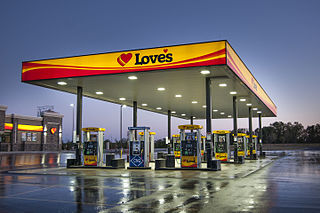 Loves Travel Stops & Country Stores American truck stop and convenience store company