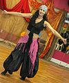 Lovely dancer in black (8015859570).jpg