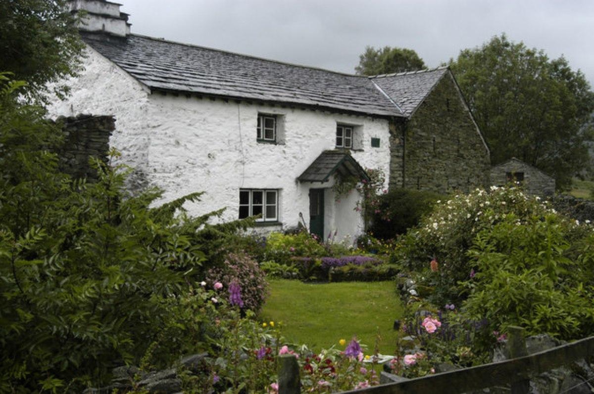 Low Hall Garth, Little Langdale - geograph.org.uk - 889122.jpg