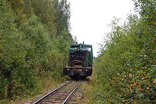 Loyginskaya narrow-gauge railway