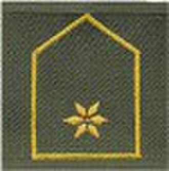 Leutnant - Anzug 75/03
