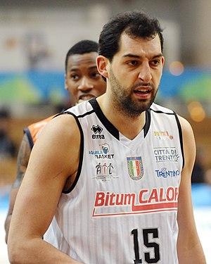 Luca Garri - Garri with Trento in 2012