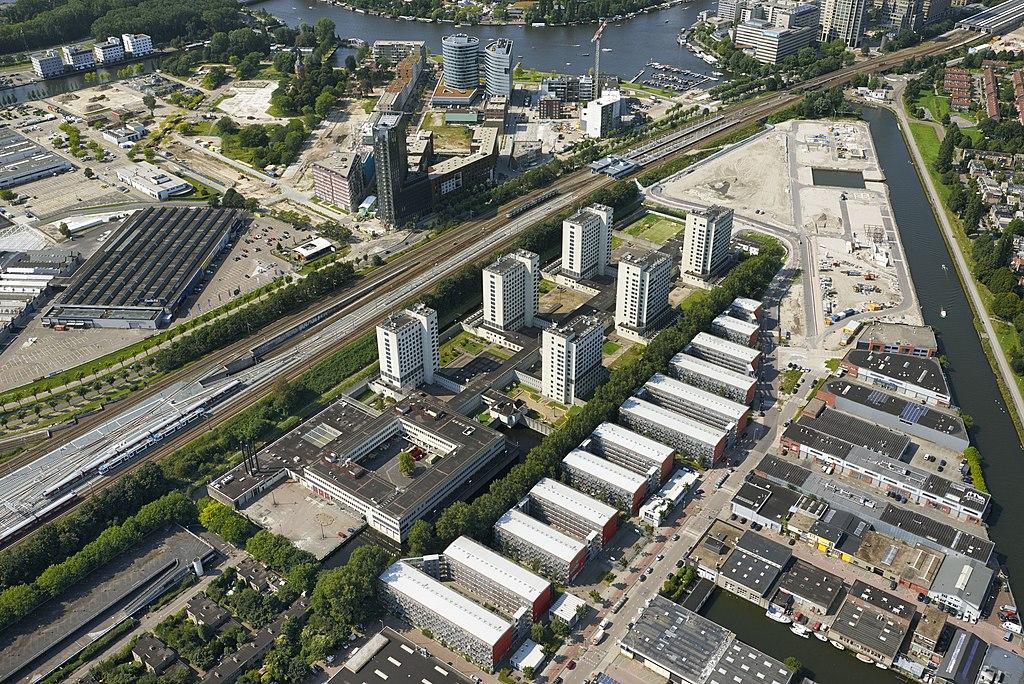 Amsterdam Centrum Car Park