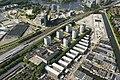 Luchtfoto Penitentiare Inrichting Amsterdam Over Amstel, Amsterdam.jpg