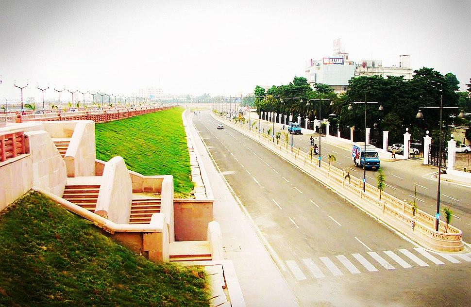 Lucknow roads