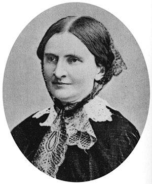 Herzberg (Elster) - Luise von Francois around 1881