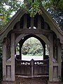 Lych -gate st. Andrew's church, White Colne - geograph.org.uk - 275301.jpg
