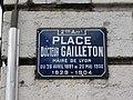 Lyon 2e - Place Docteur Gailleton - Plaque 2 (janv 2019).jpg