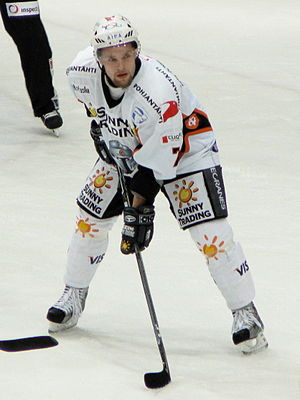 Mikko Mäenpää - Image: Mäenpää Mikko HPK