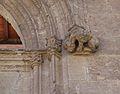 Mènsula del portal de l'antic hospital de València.JPG