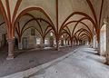Mönchsdormitorium, Kloster Eberbach (Panini Projection) 20140903 1.jpg