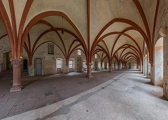 Eberbach Abbey - Dormitory