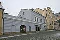Městský dům a husitská modlitebna (Litomyšl), Toulovcovo nám. 152.JPG