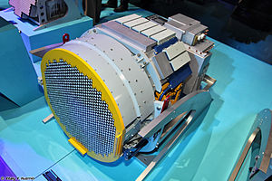 Zhuk (radar) - Picture of FGA-35(Now labeled as FGA-29)