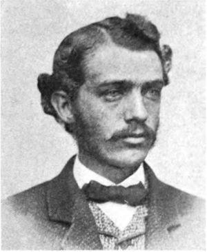 Marshall Ayres Jr. - Harvard class photo - 1863