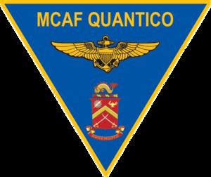 Marine Corps Air Facility Quantico - Image: MCAF Quantico emblem