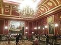 MC 澳門 Macau 路氹城 Cotai 澳門巴黎人 The Parisian Macao hotel lobby interior decoration Nov 2016 SSG 01.jpg