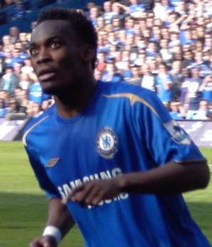 Michael Essien - Essien in 2006