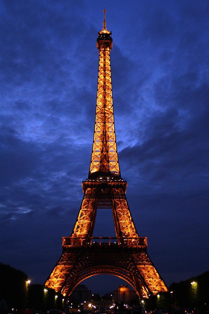 File mg paris eiffel tower wikipedia - Fotomurales pixel ...