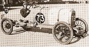 Enfield-Allday - Enfield-Allday 10/20 based racing car