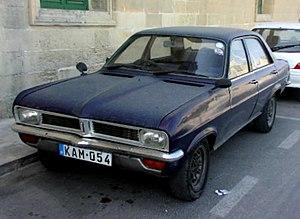 Vauxhall ou Opel? 300px-MHV_Vauxhall_Viva_01