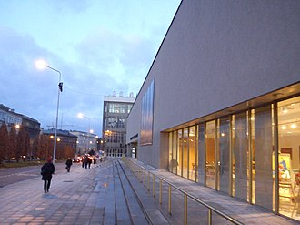 National Museum, Poznań - The new north wing, Gallery of Contemporary Art