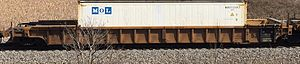 Mitsui O.S.K. Lines - Mol reefer container