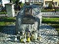 MOs810 WG 15 2016 (Pyzdry Forest II) (JP II monument, Zagorow) (2).JPG