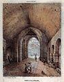 Maastricht, Duitse Poort (A Schaepkens, ca 1860-70).jpg
