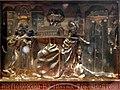 Maastricht, Schatkamer Sint-Servaasbasiliek, borstbeeld, reliëf 6.JPG