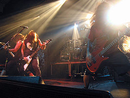 Machine Head live in 2006