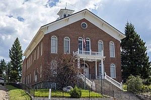 Здание суда округа Мэдисон в Вирджиния-Сити
